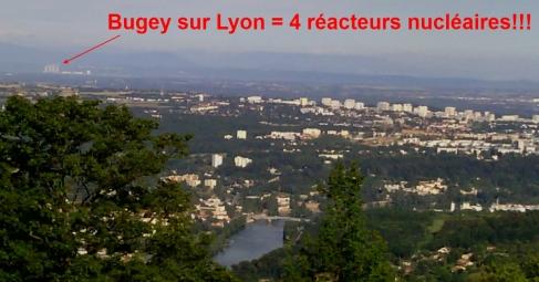 4 réacteurs nucléaires de plus de 30 ans !